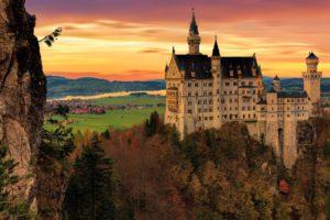 decouvrir le chateau de neuschwanstein